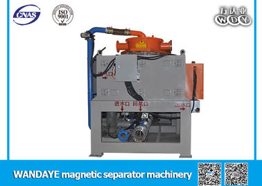 China High Strength Magnetic Iron Ore Separator For 41 - 400 Mesh Feedstock Of Iron Elimination supplier