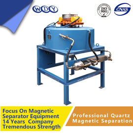 China De Ironing Magnetic Separation Equipment 0.5-3T Inline Magnetic Separator supplier