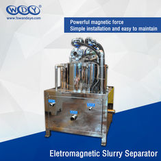 China Magnetic Separation Equipment Slurry Wet Magnetic Separator For Grinding Machine supplier