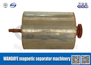China High Performance Wet Magnetic Drum Separator / Mining Equipment Dry supplier