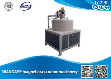 China 3.5T 380ACV Electromagnetic Slurry Separation Equipment With Water / Oil Cooling supplier