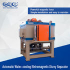 Automatic Wet High Intensity Electromagnetic Separator 22000 KG For Kaolin Clay